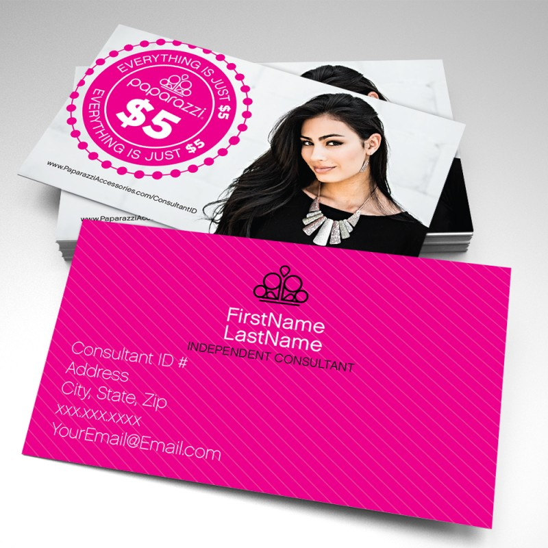 everything is 5 business card pack of 250
