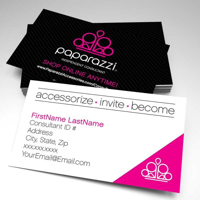 Shop Online Anytime Business Card (Pack of 250)