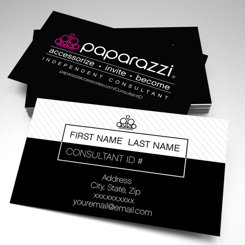 Business Card 001 (Pack of 250)