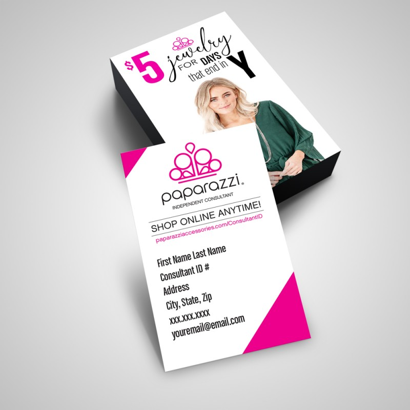 Business Card 004 (Pack of 250)