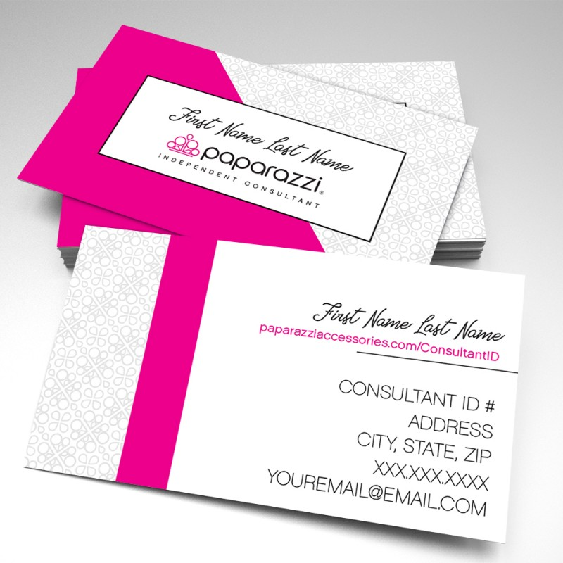 Business Card 005 (Pack of 250)